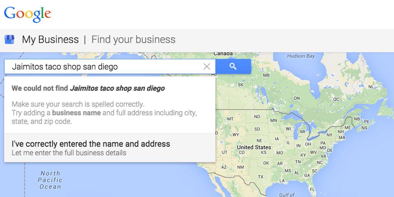 google maps add location business plan