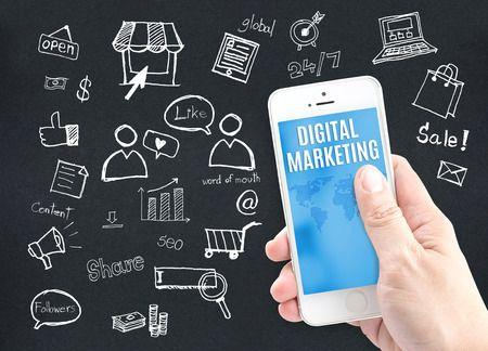 Digital Marketing Phone
