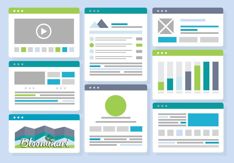 custom wireframes and mockups for website design san diego