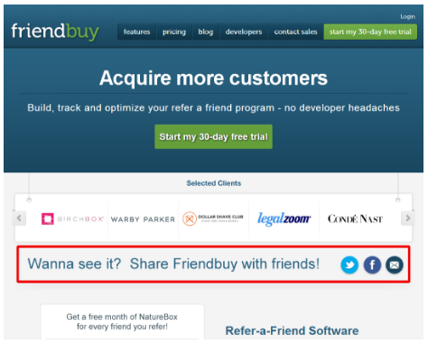Friendbuy Helps You Acquire More Customers