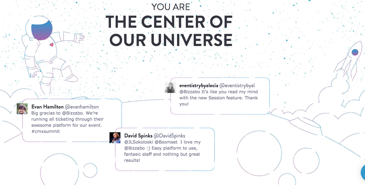 The Center of Our Universe