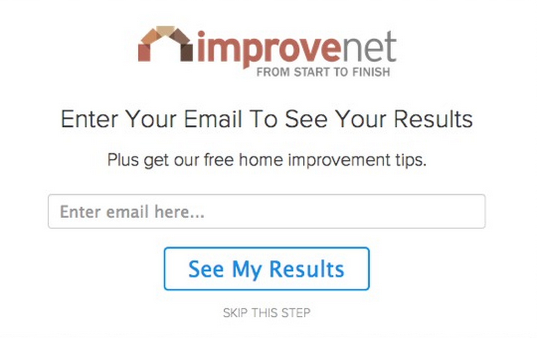 Email for results