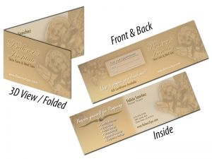 Balensi Spa - Business Cards 2