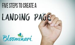 Five Reasons to Always Use a Landing Page