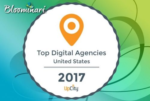 Bloominari is one of the Top Digital Marketing Agencies in the United States!