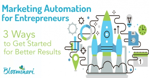 Marketing Automation for Entrepreneurs: 3 Ways to Get Started for Better Results