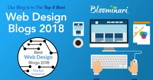 Bloominari's Blog on Top 5 Best Web Design Blogs of 2018
