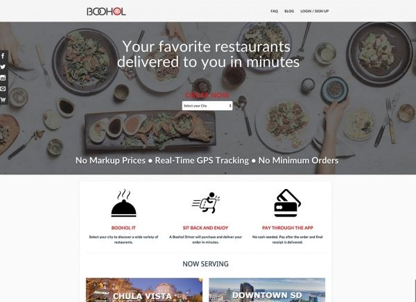 Boohol - Delivery on Demand