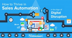 How to Thrive in Sales Automation in the Age of Digital Disruption