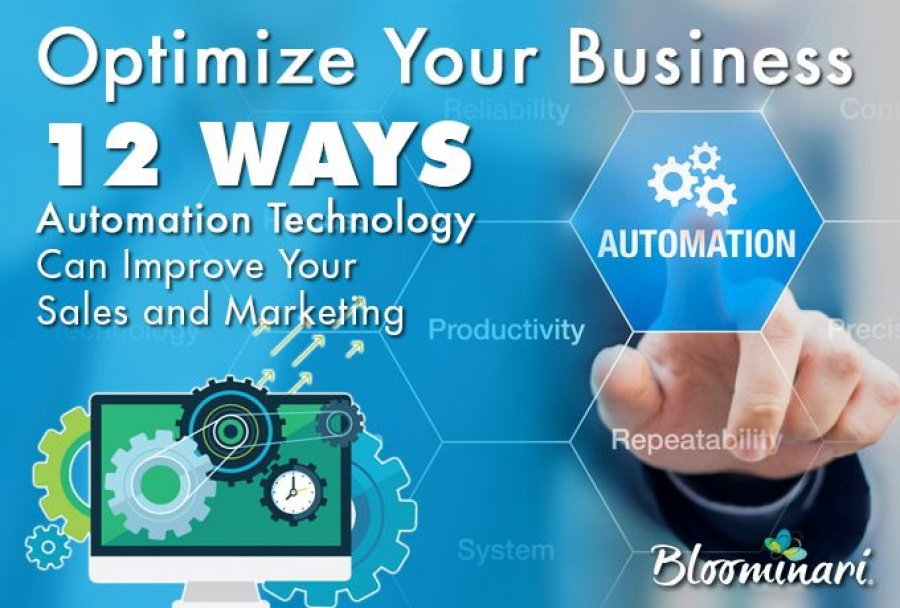 Optimize Your Business: 12 Ways Automation Technology Can Improve