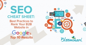SEO Cheat Sheet: Best Practices To Rank Your B2B Website in Google's Top 10 Results