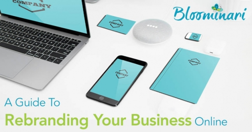 A Guide to Rebranding Your Business Online
