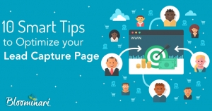 10 Smart Tips to Optimize Your Lead Capture Page