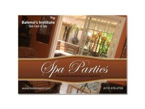 Balensi Spa - Spa Parties