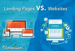 Landing Pages vs. Websites: What Is A Landing Page?