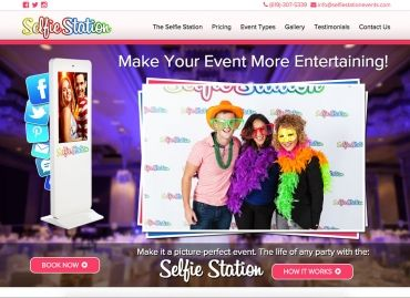 SelfieStation Events